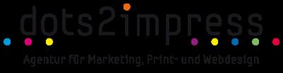 Logo dots2impress V10 400px